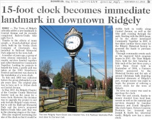 RidgelyStreetClock2