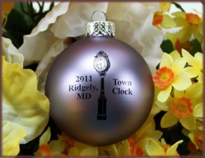 2011TownClock